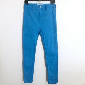 Hollister High Rise Skinny Slim Jeans Jeggings 7